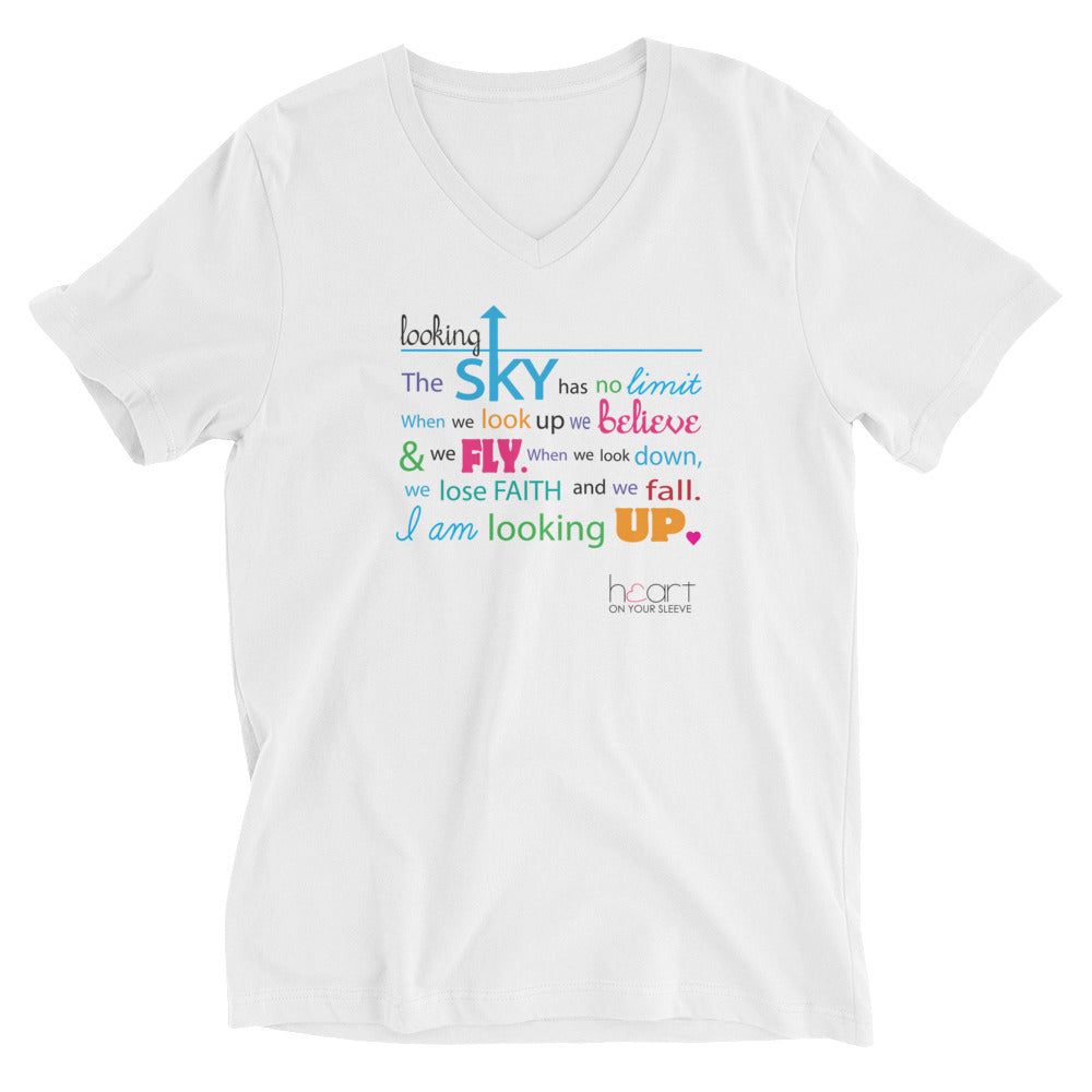 Looking Up - Unisex Shirt