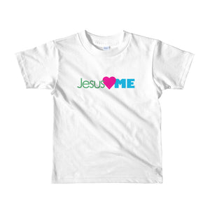 Jesus Loves ME! - kids tee
