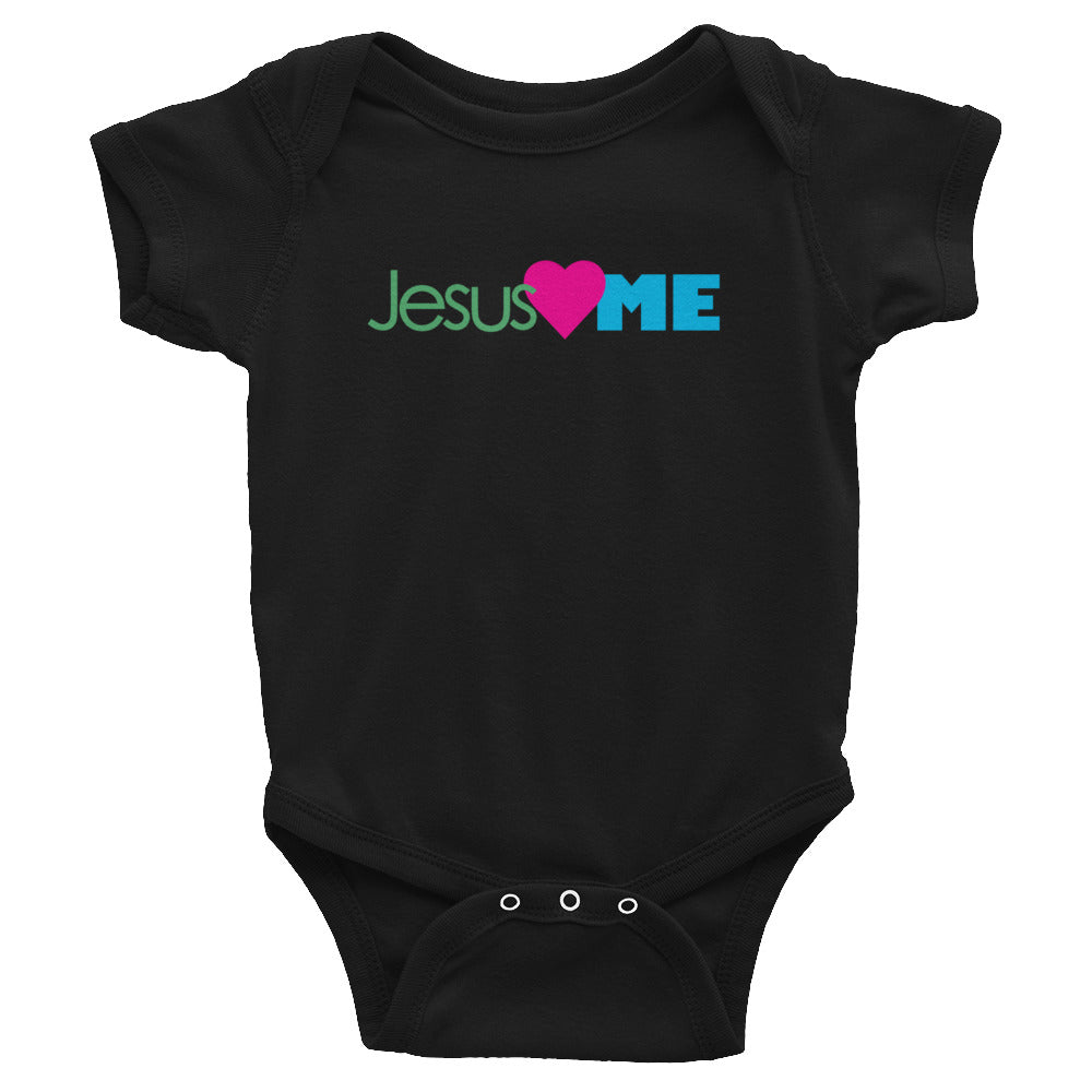 Jesus Loves Me! Infant Bodysuit