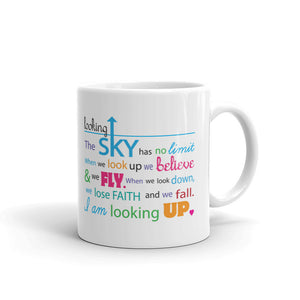 Looking Up! Mug