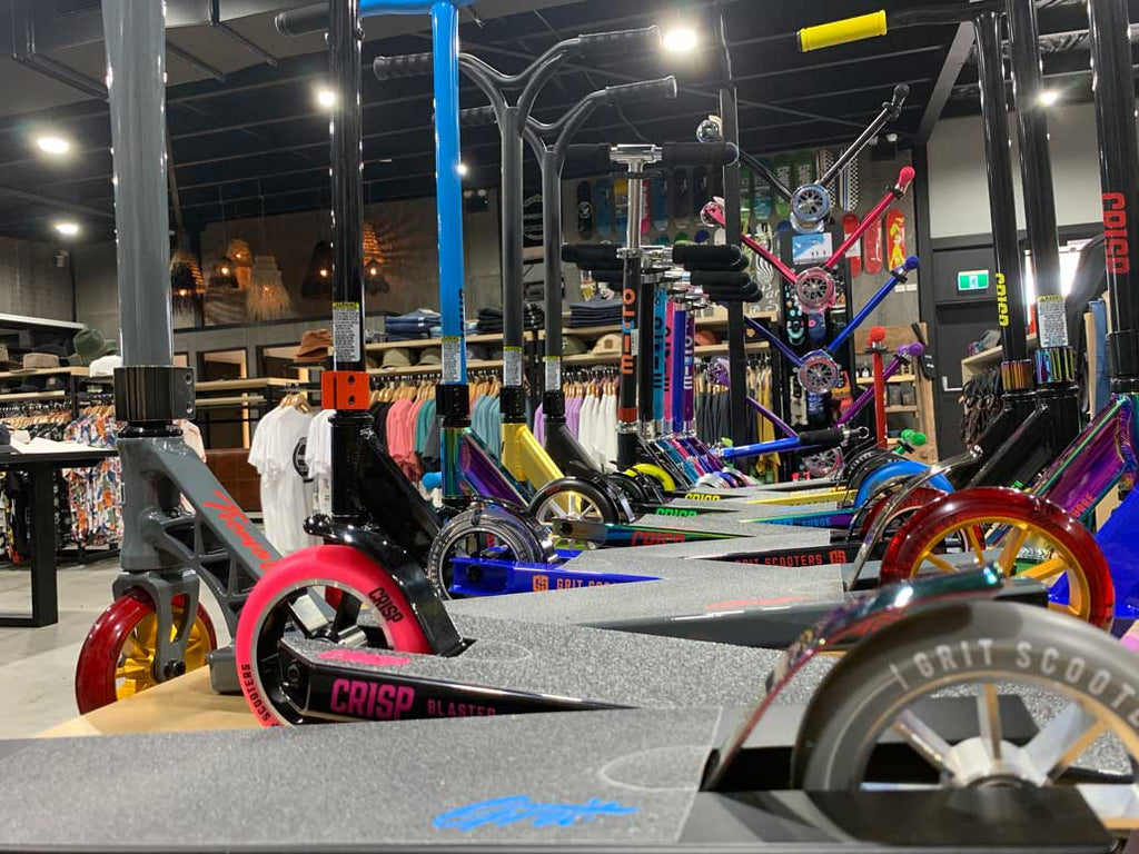 kids Scooter shop newcastle