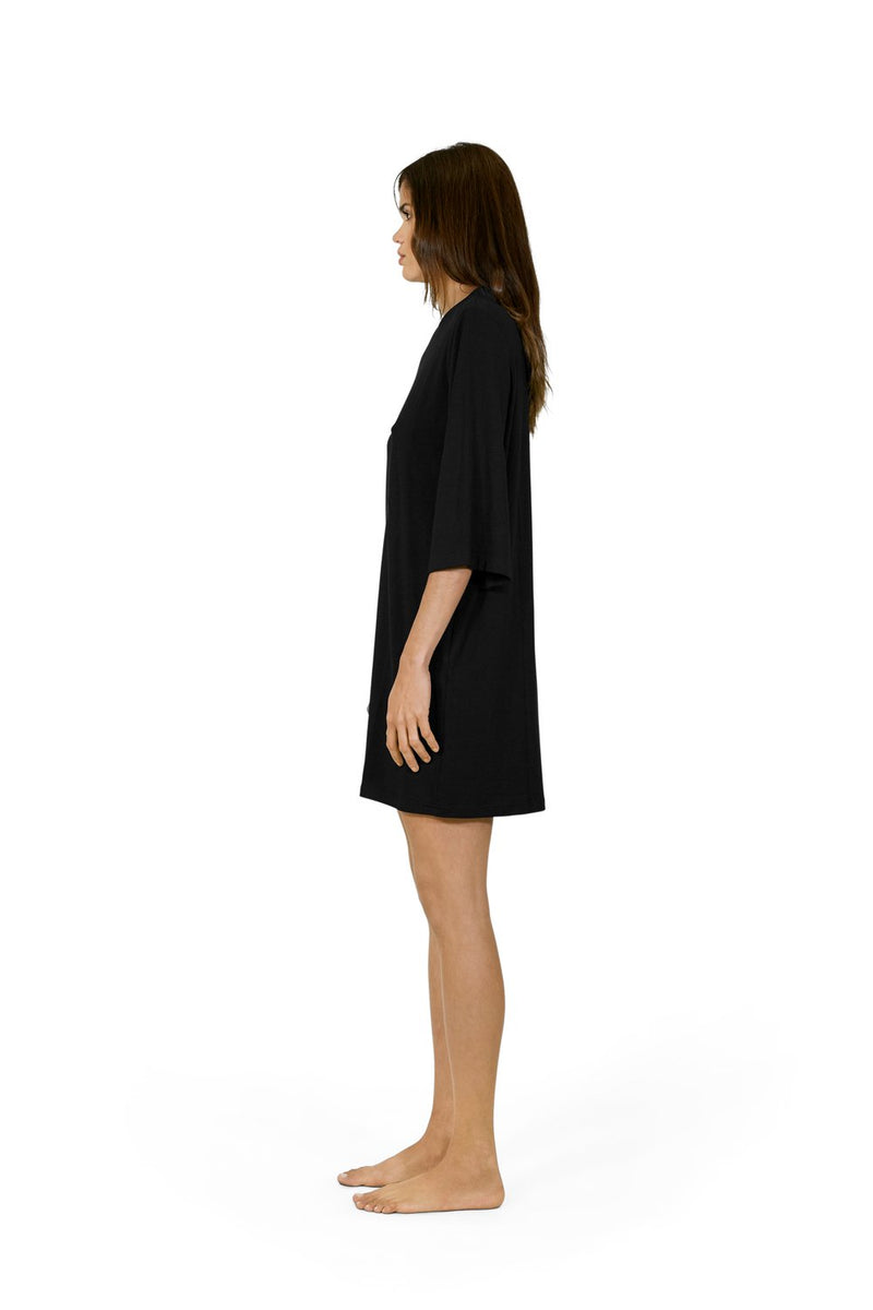 Sanbasics Long Sleeve Tee Dress