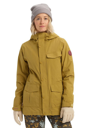 Burton Womens Runestone Snow Jacket