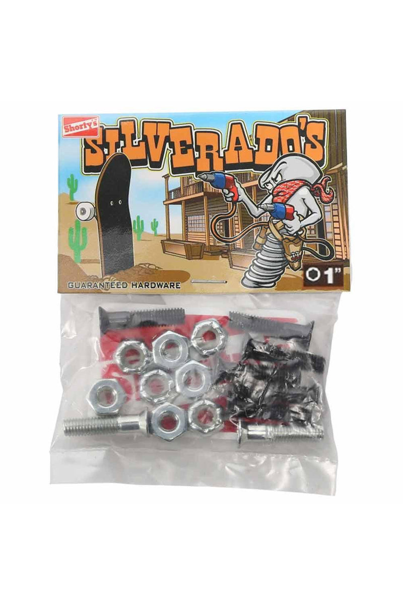 "Shorty's - Silverado 1"" Allen Bolts"