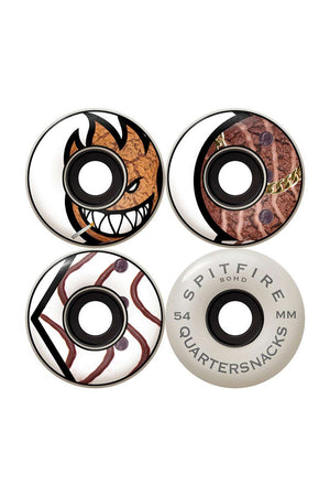 Spitfire X Quartersnacks 80HD Charger Classic Wheels