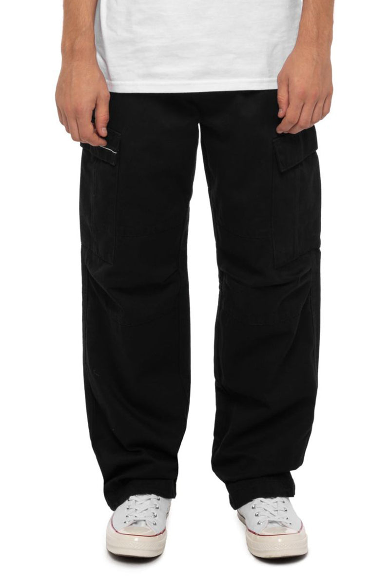 HUF Fuck It BDU Pant - Black