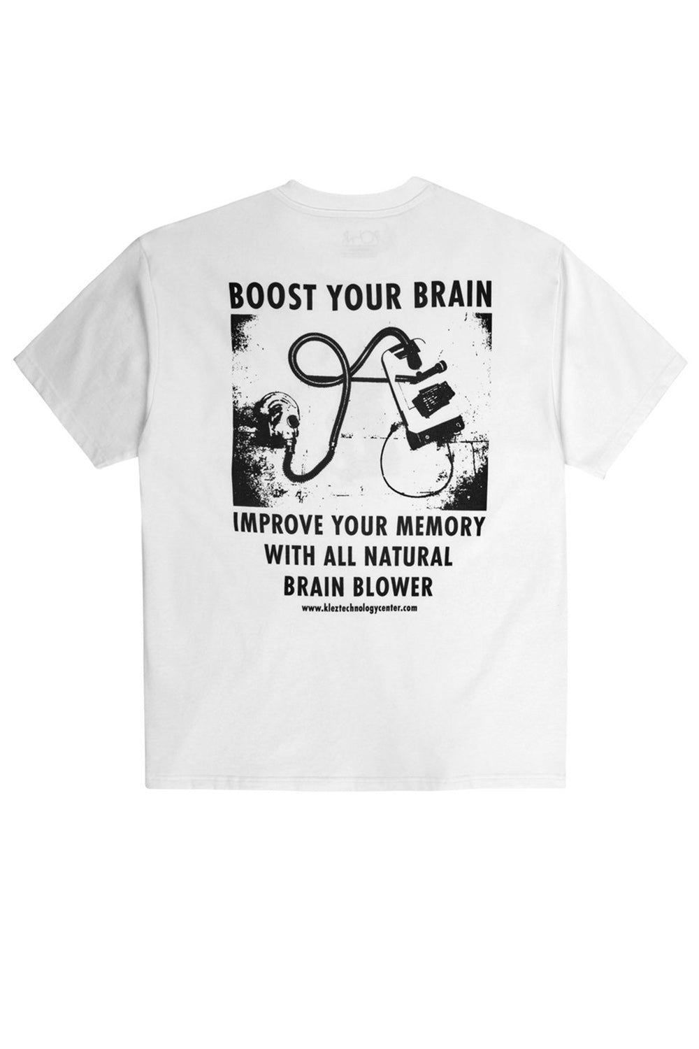 Polar Skate Co Brain Blower T-Shirt - White