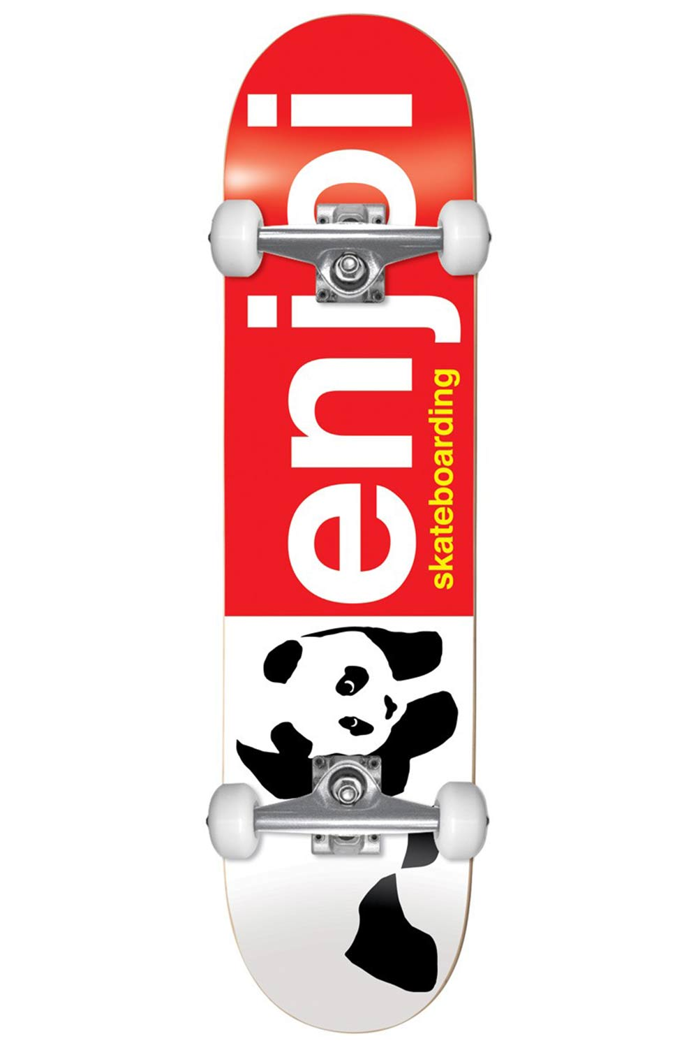 enjoi Half and Half Youth Complete - 7.0""