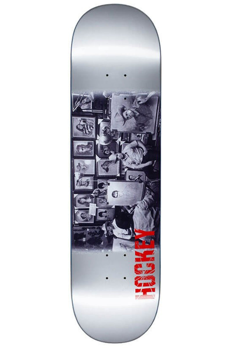 Hockey Andrew Allen Portrait Deck - 8.25"
