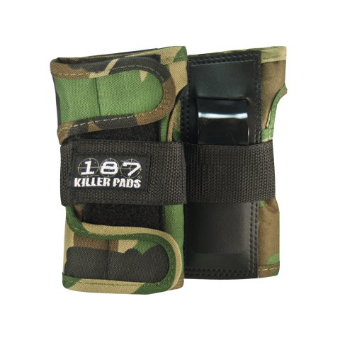 187 Junior Six Pack Pad Set - Camo