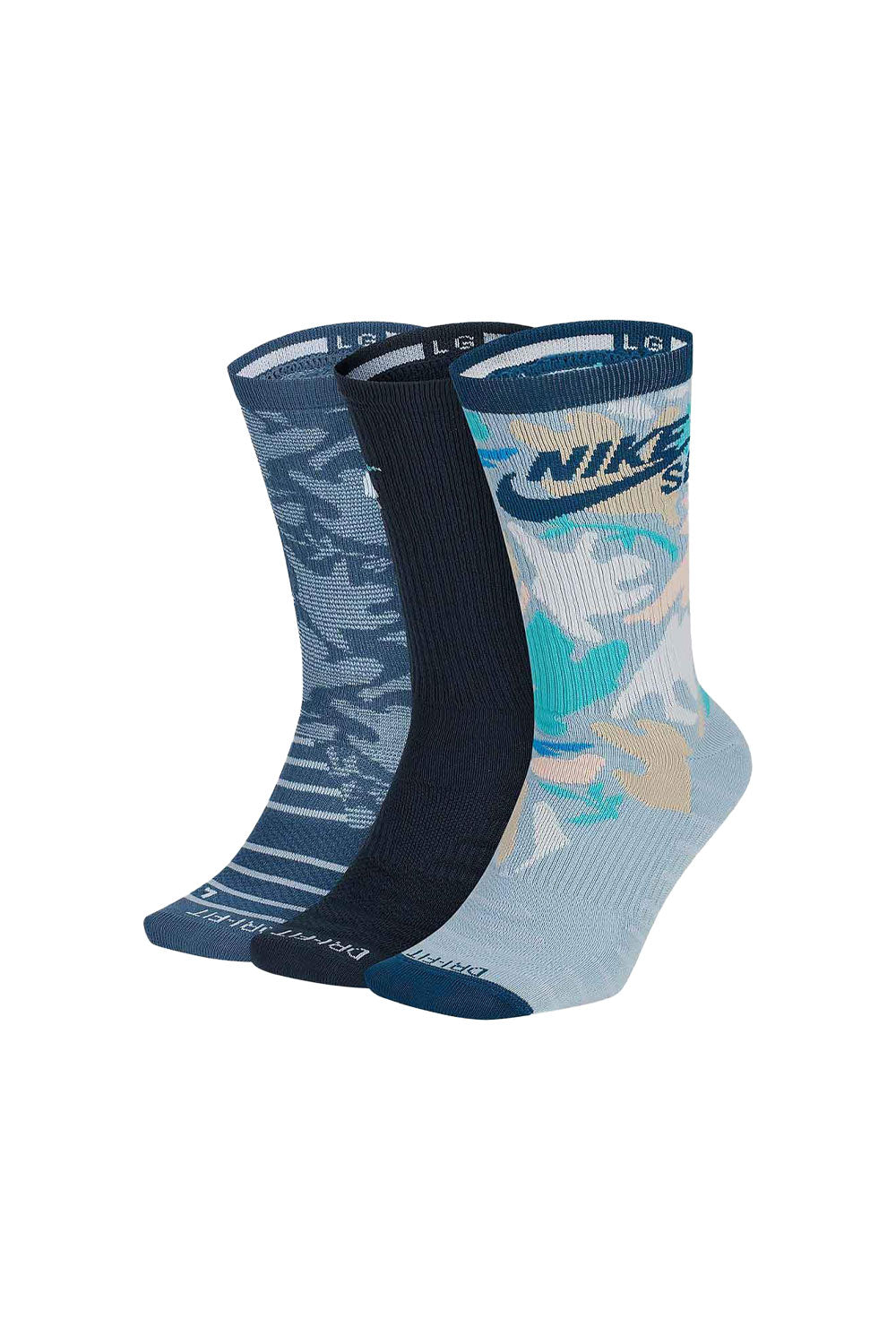 Nike SB Everyday Max Lightweight Socks - 3 Pack