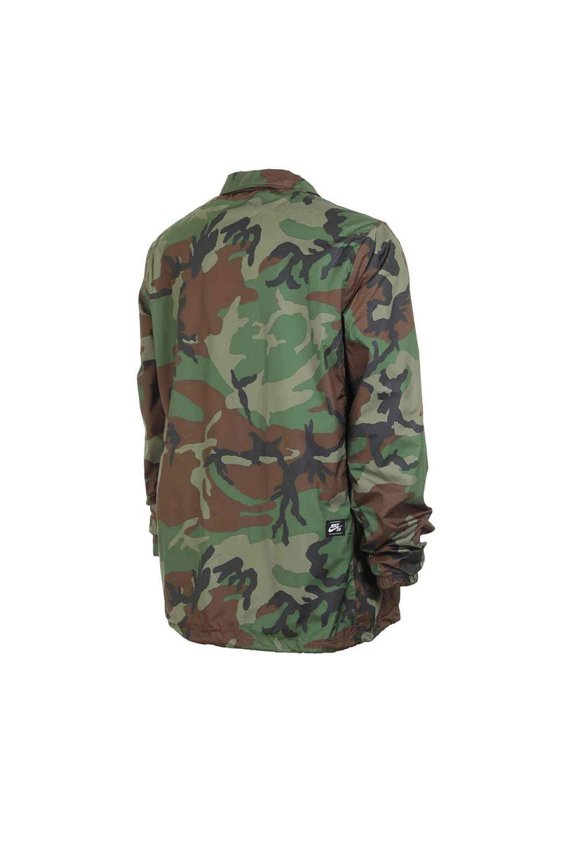 Nike SB Shield Coach Jacket - Camo