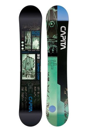 2021 Capita Outerspace Living Snowboard