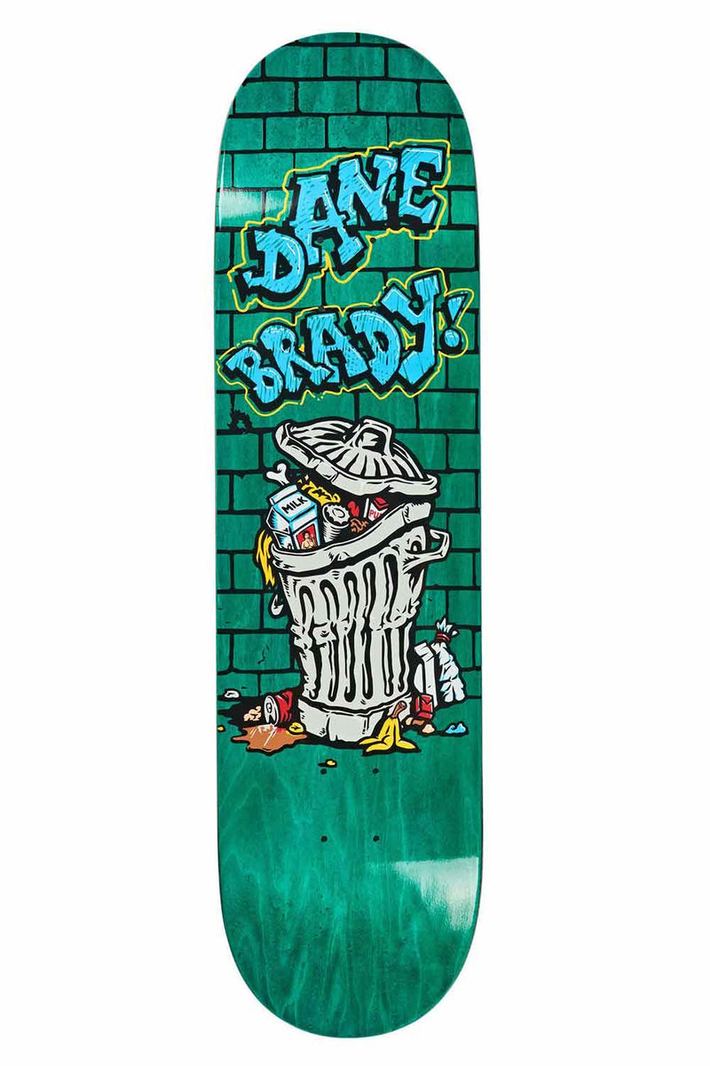 Polar Skate Co - Dane Brady - Trash Can - 8.38""