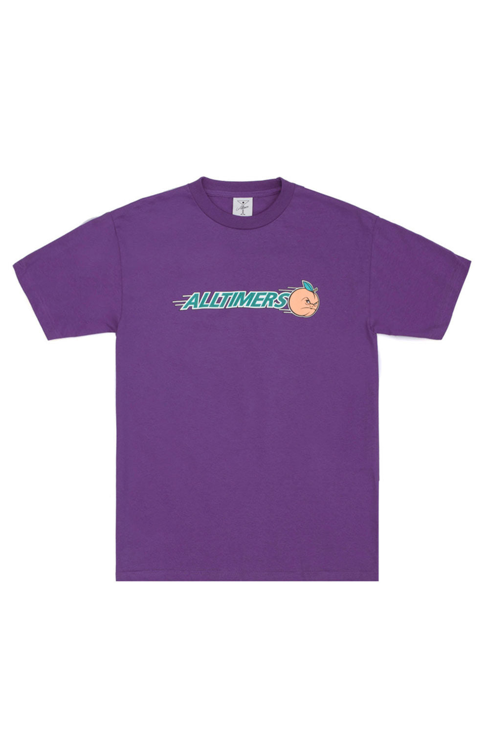 Alltimers Mad Tee - Purple