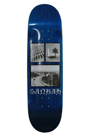 Sanbah Newcastle Skate Deck - 8.25""
