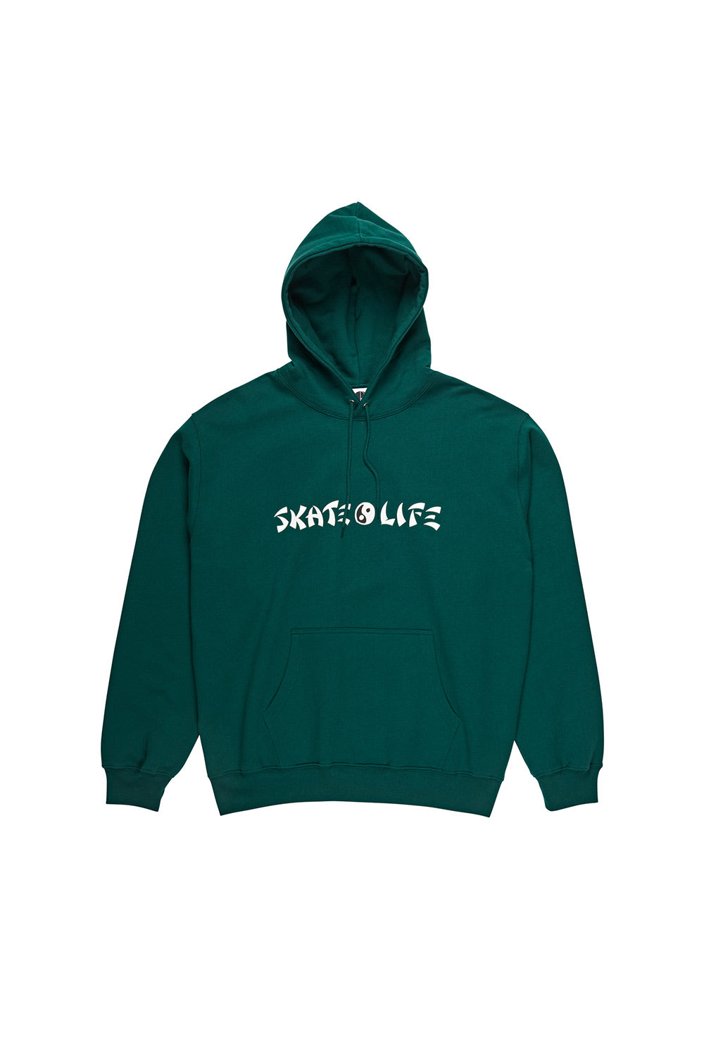 Polar Skate Co Skatelife Hoodie - Dark Green | Buy Polar Skate Co Online