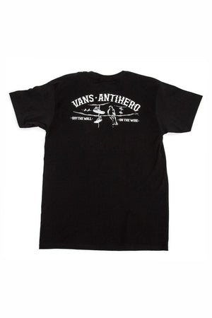 Vans X Anti Hero On the Wire T Shirt | Buy Vans x Antihero Online