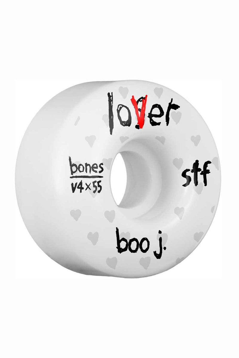 Buy Bones STF Pro Boo Johnson Lover Skateboard Wheels Online