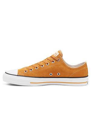 Converse CONS CTAS Pro Low (Suede) - Sunflower Gold/White