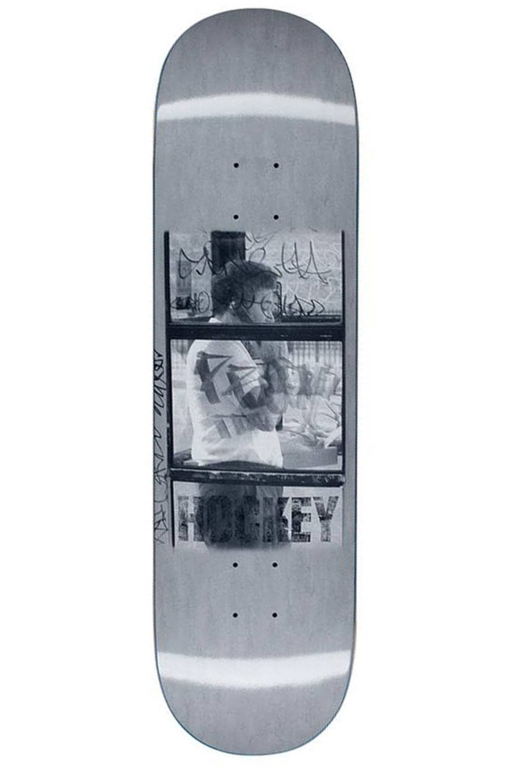 Hockey Andrew Allen Phone Booth Deck - 8.38""
