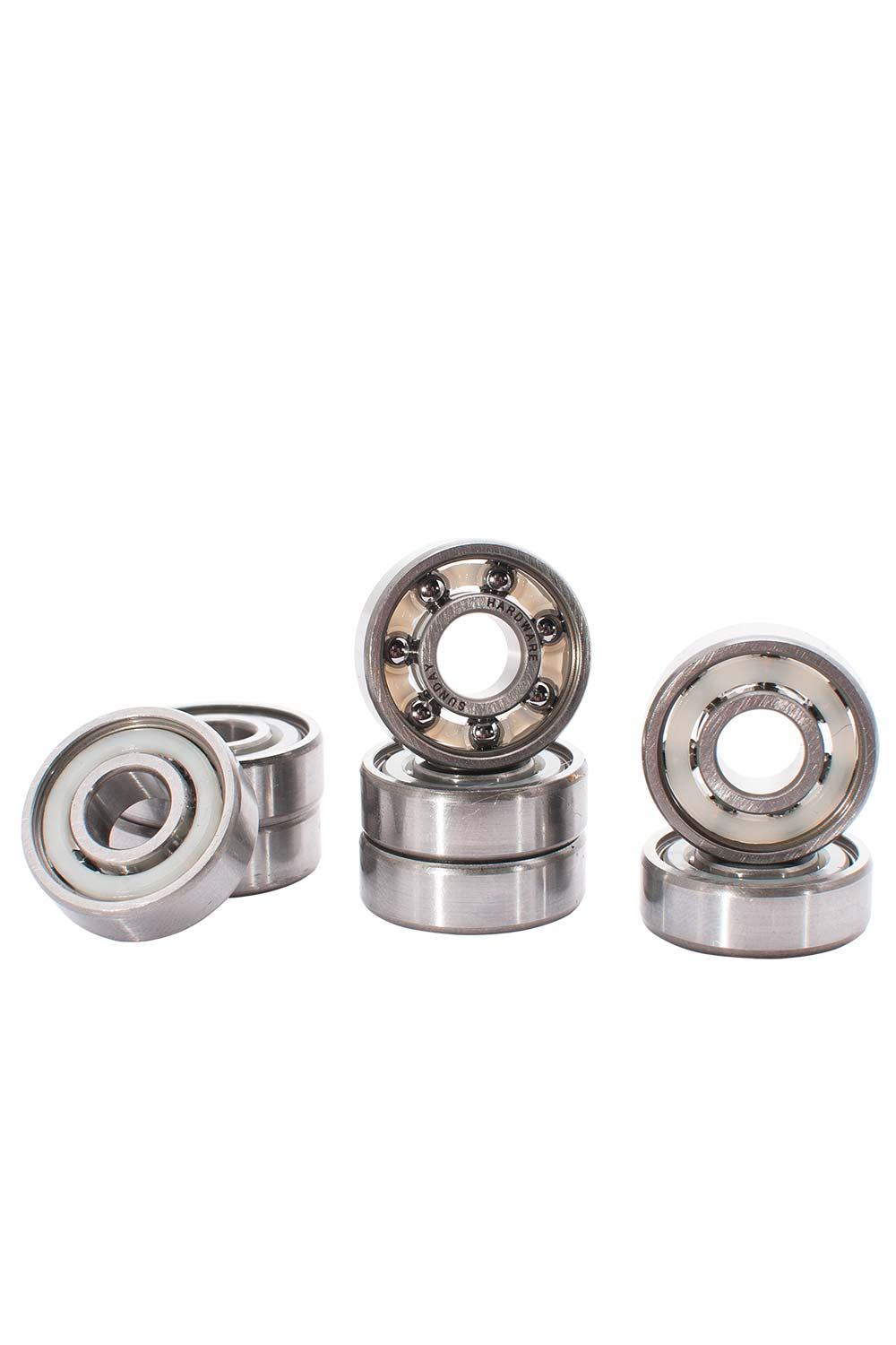Sunday Shieldless Bearings