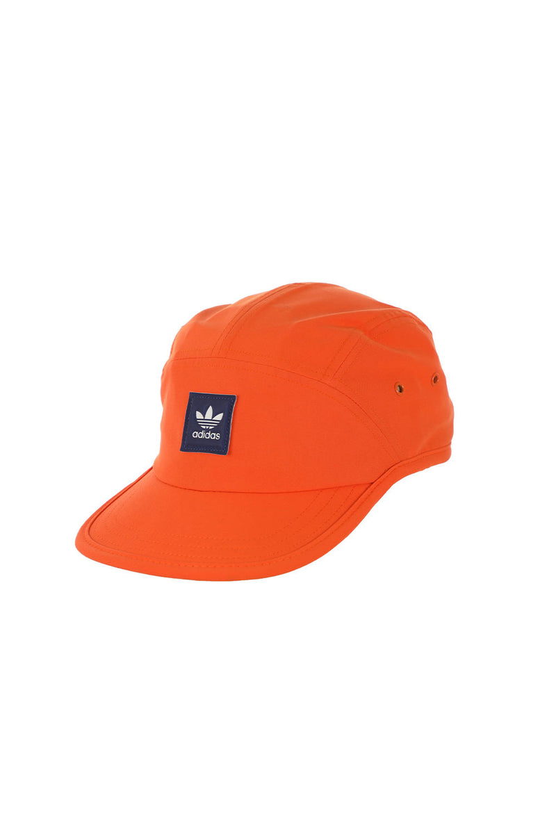 Adidas 3MC 5-Panel Hat - Orange/Black
