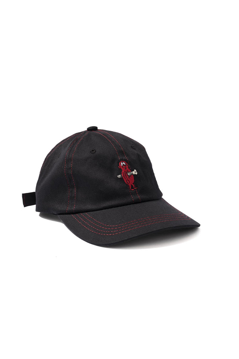 Bronze 56K Bolt Boy Hat - Black