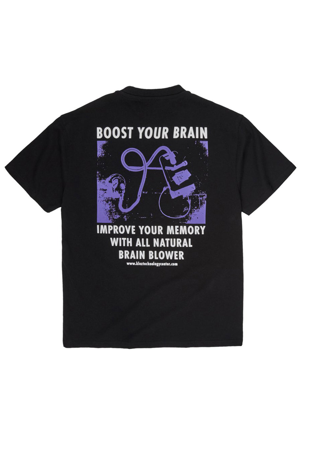 Polar Skate Co Brain Blower Tee - Black