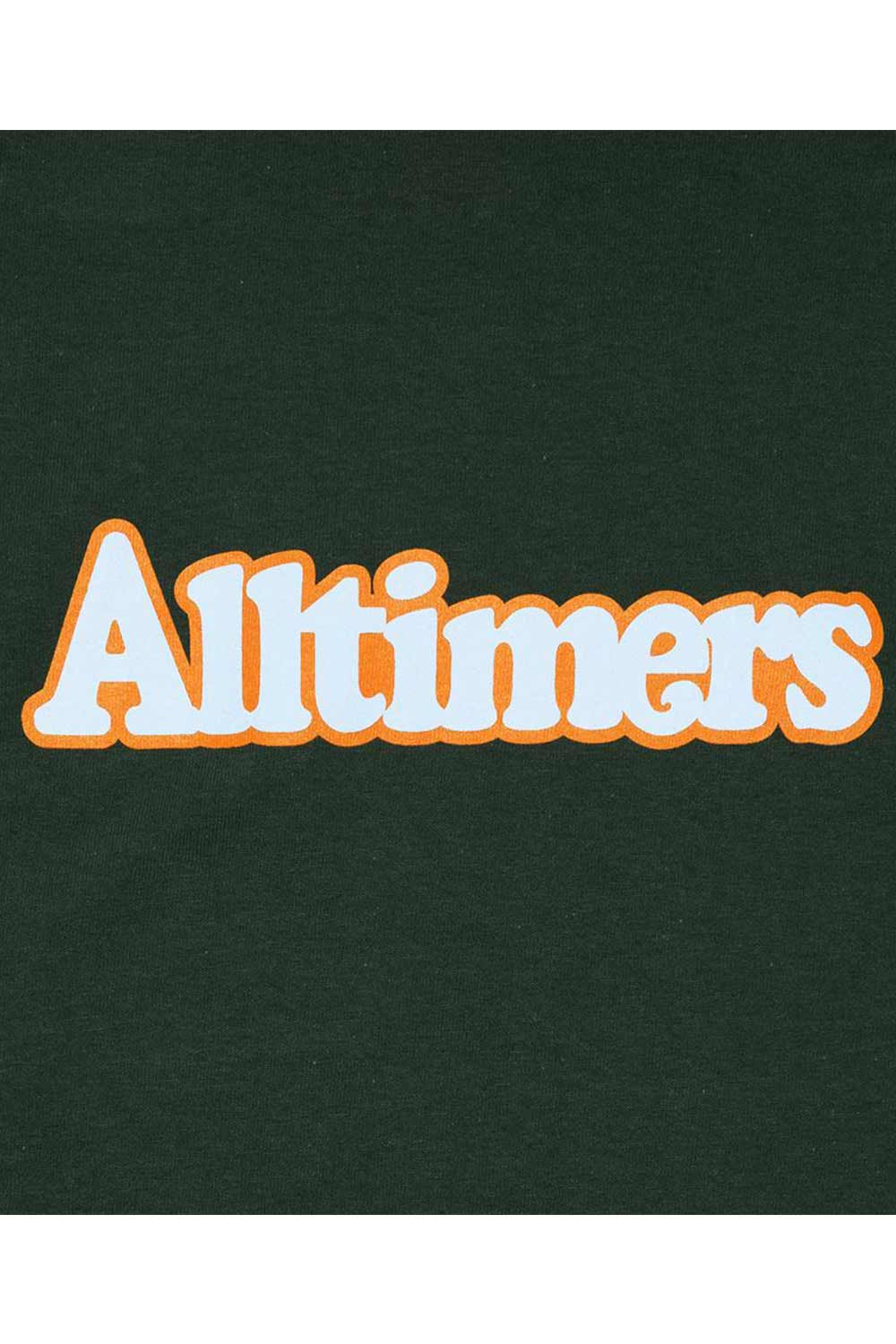 Alltimers Broadway Tee - Forest Green