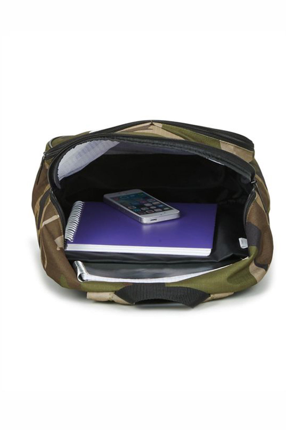 Adidas BP Classic Backpack - Camo