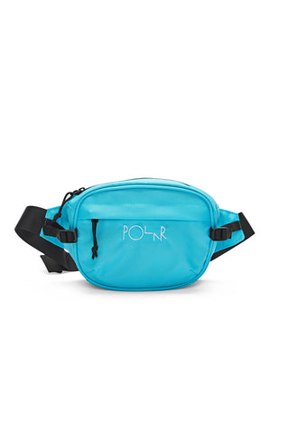Polar Skate Co Station Logo Hip Bag - Black