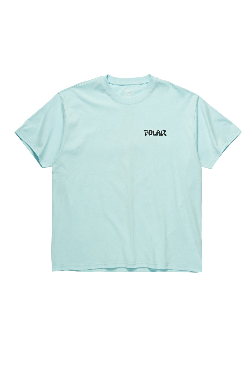 Polar Skate Co Dragon Tee - Aquamarine