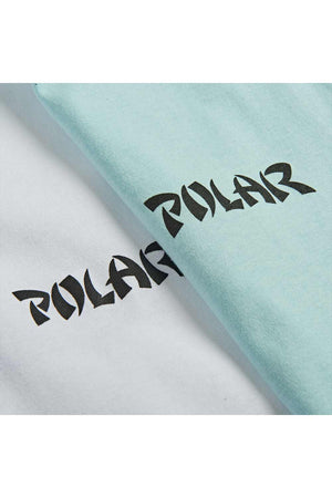 Polar Skate Co Dragon Tee - White