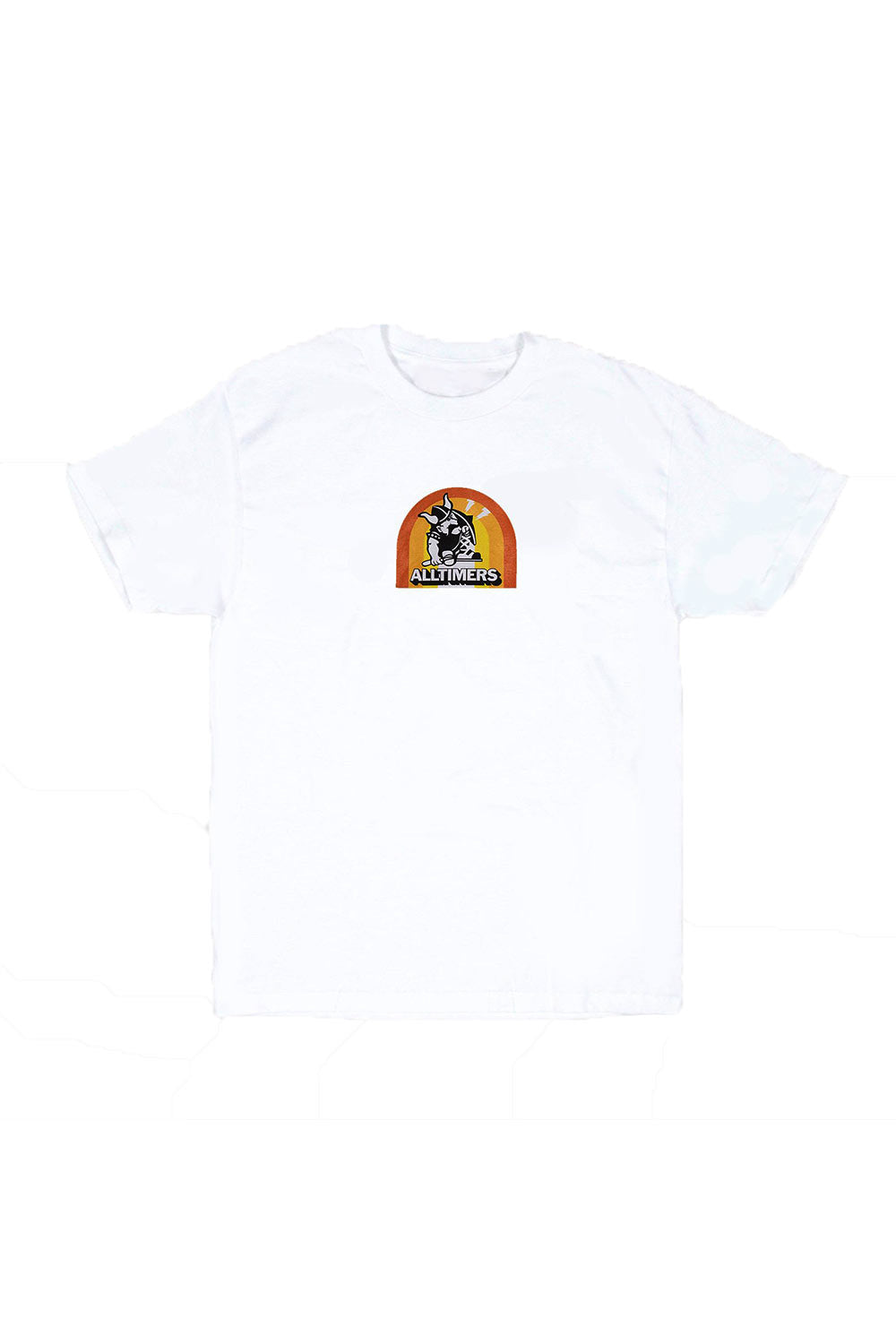 Alltimers T Flex Tee - White