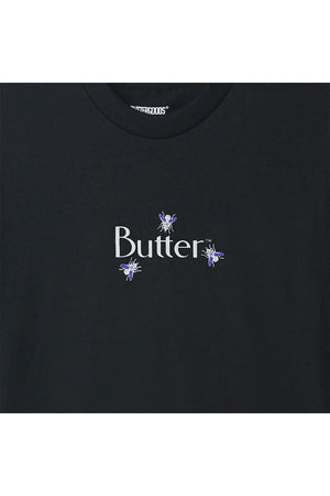 Butter Goods Fly Classic Logo Tee - Black