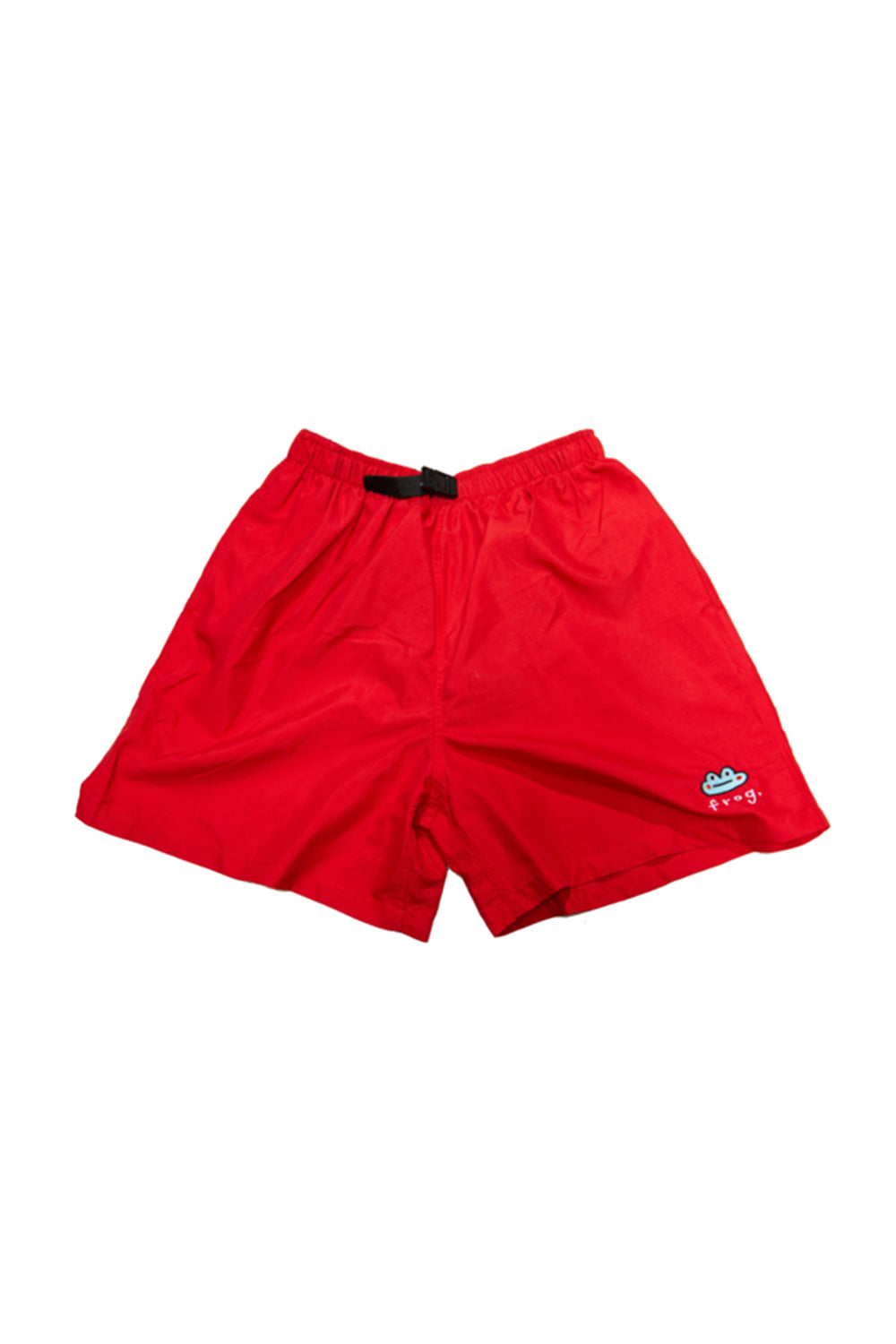 Frog Swim Trunks - Red