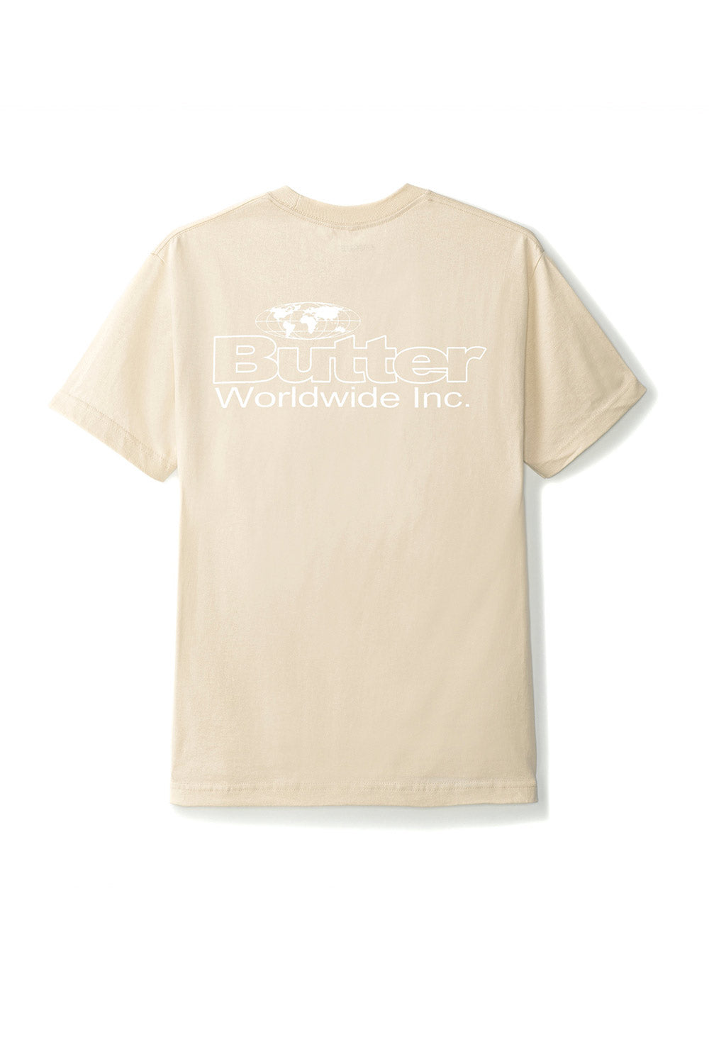 Butter Goods Incorporated Tee - Sand