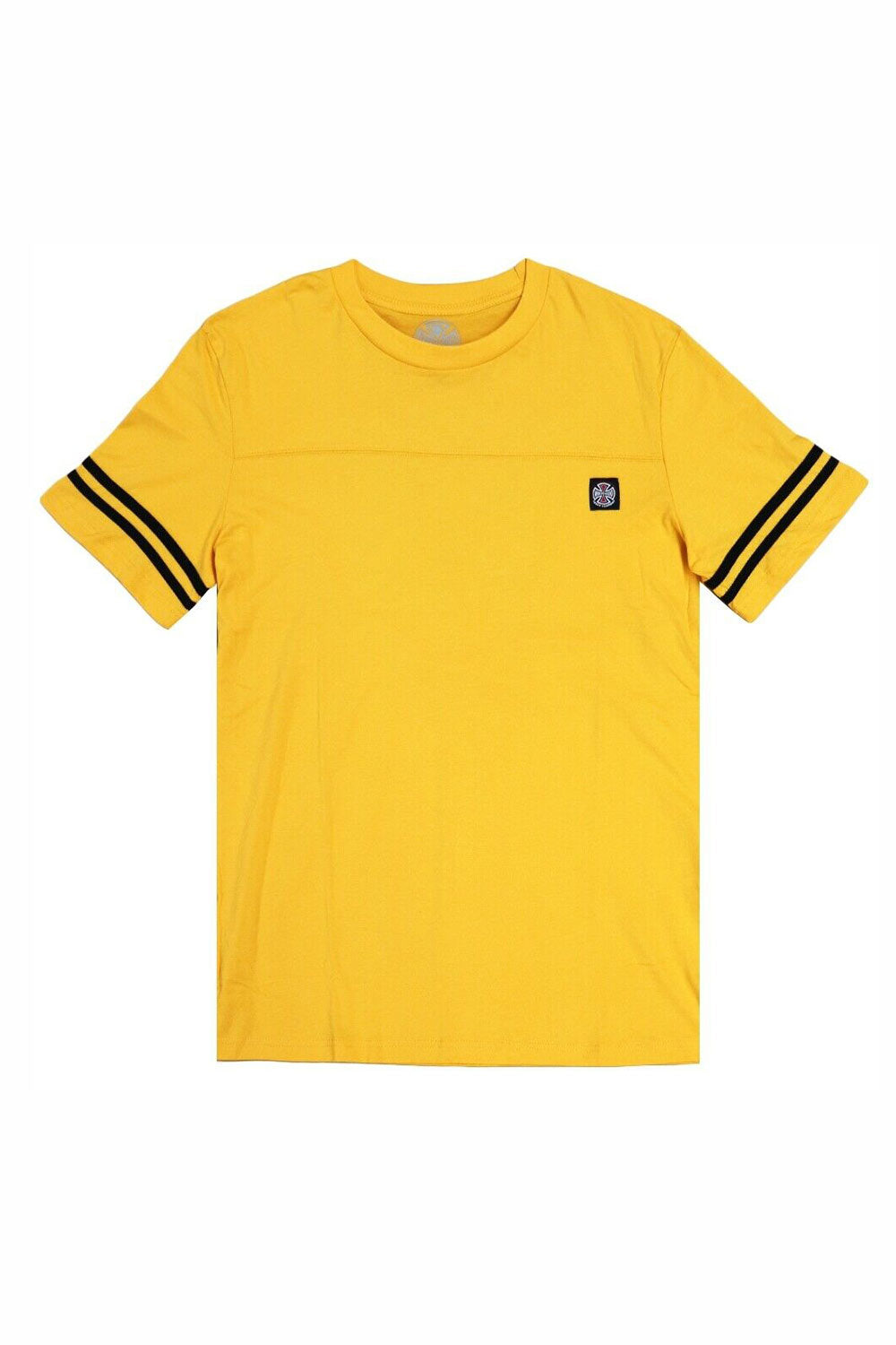 Independent Hustle Tee - Yellow