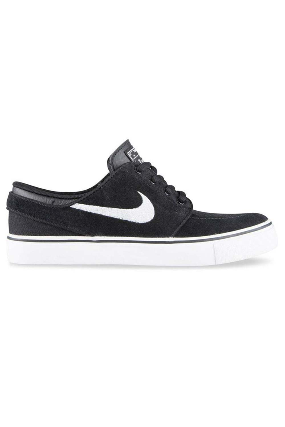 Nike SB Stefan Janoski Youth Shoes - Black/White