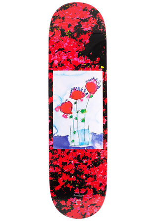 WKND Roses Are Red Jordan Taylor Deck - 8.25"