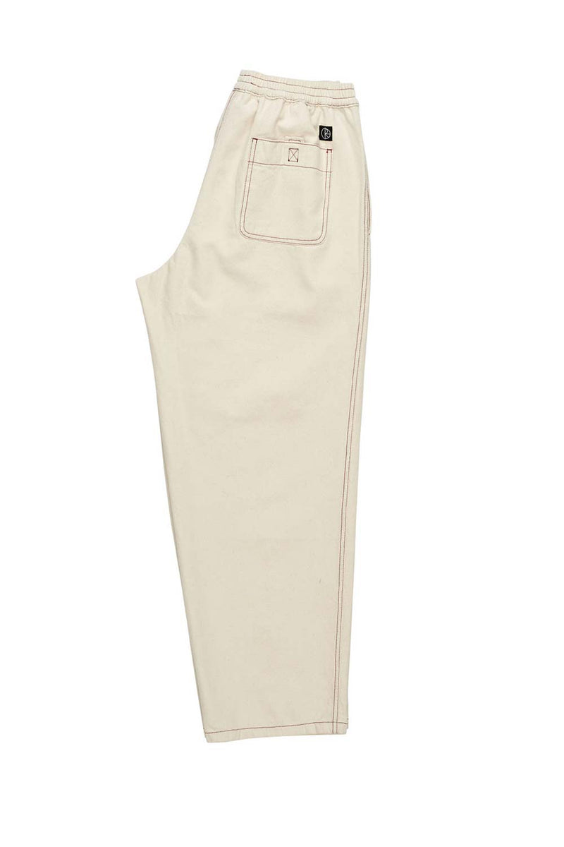 CONTRAST KARATE PANTS