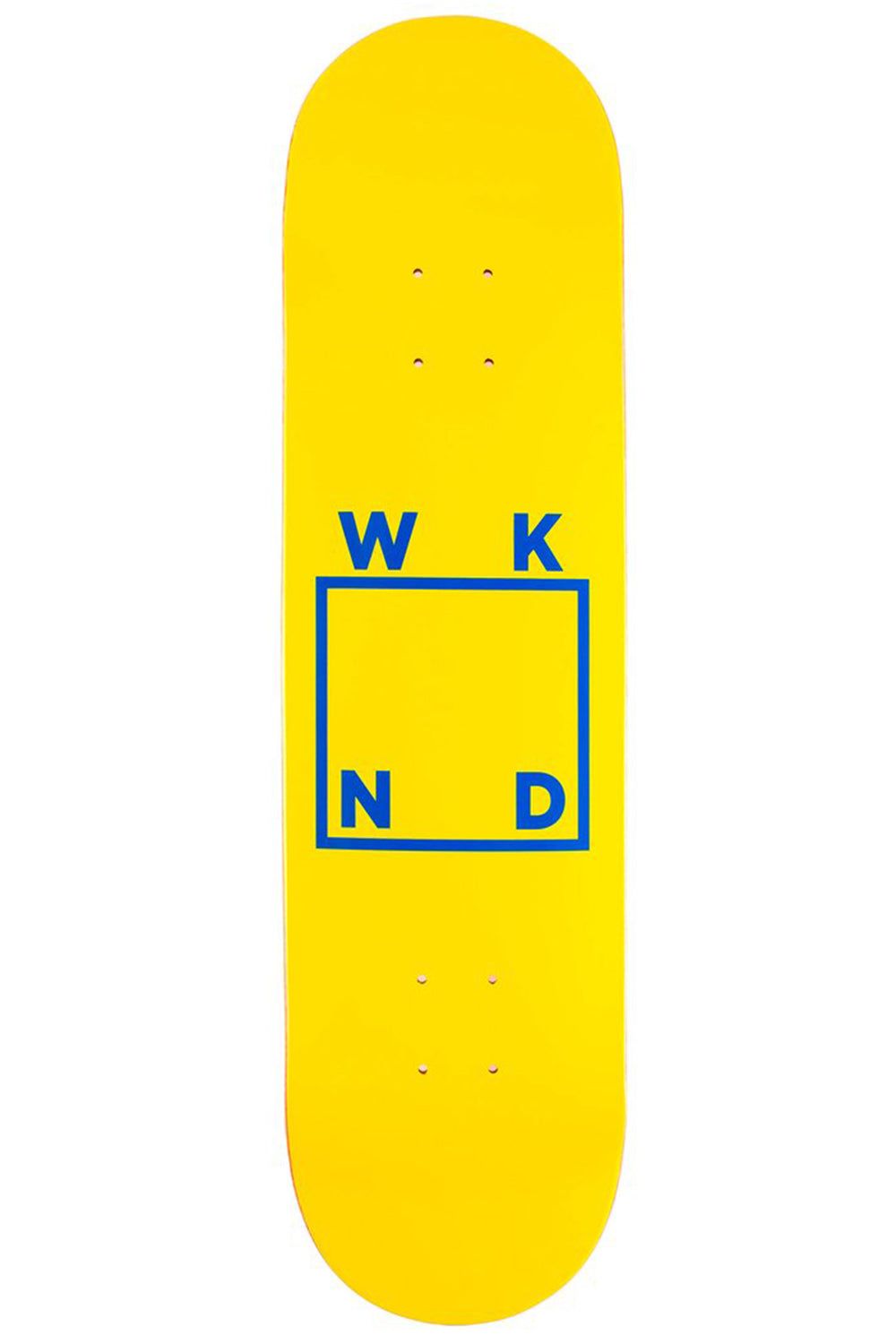 WKND Logo Deck | WKND Skateboards