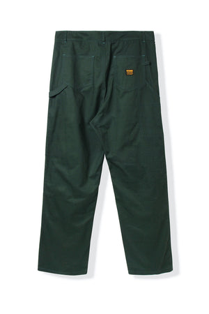 Butter Goods Campbell Work Pants - Dark Green