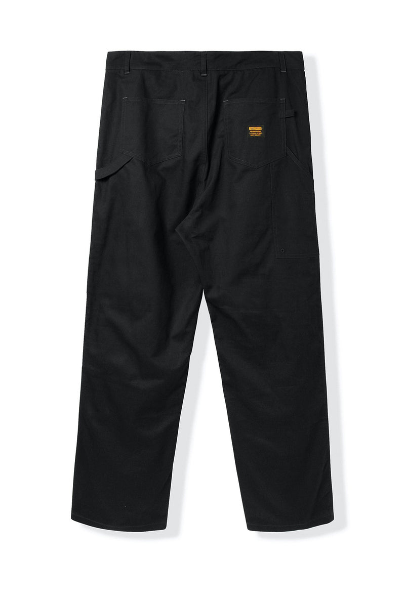 Butter Goods Campbell Work Pants - Black