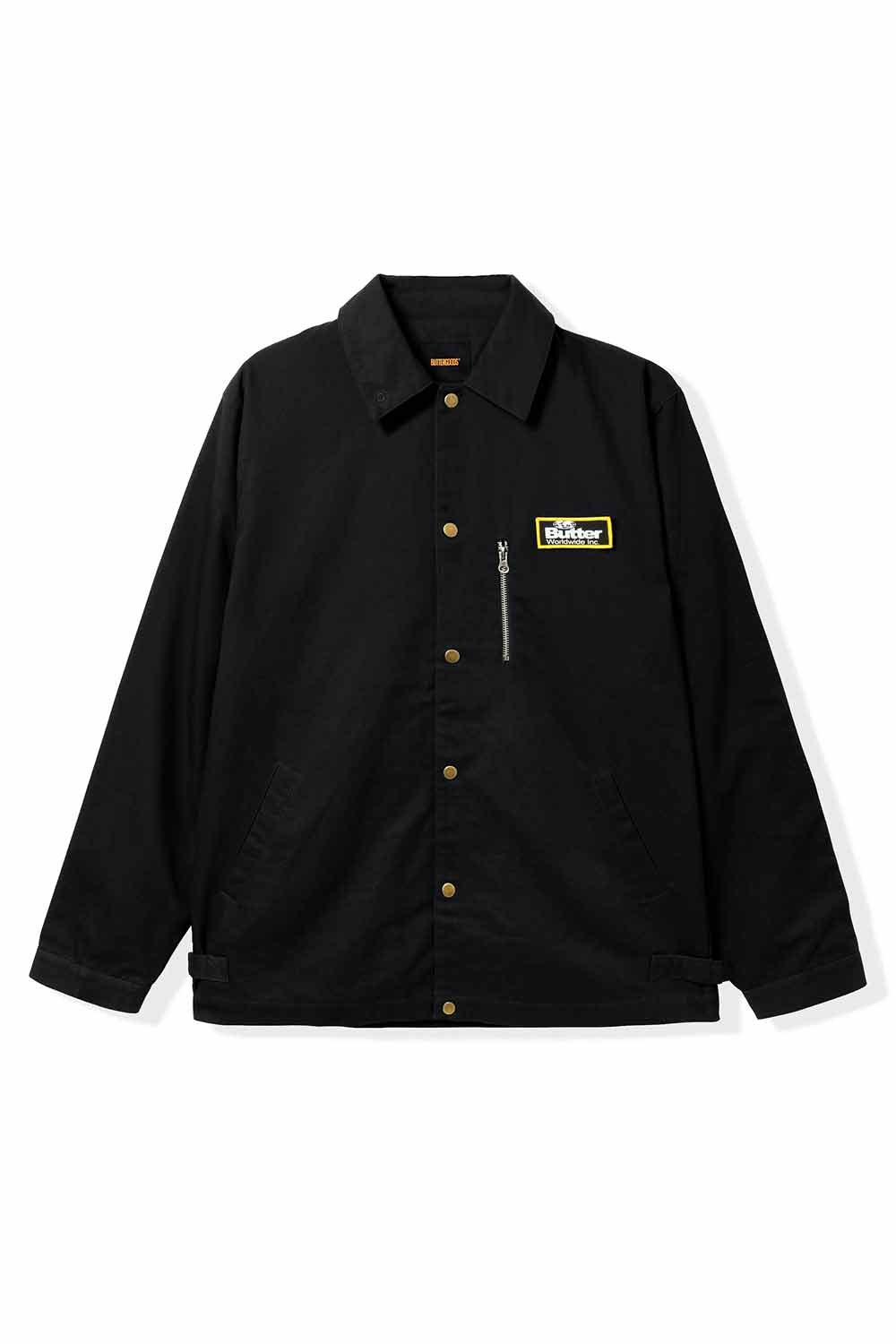 Butter Goods Campbell Jacket - Black | Shop Butter Goods Online