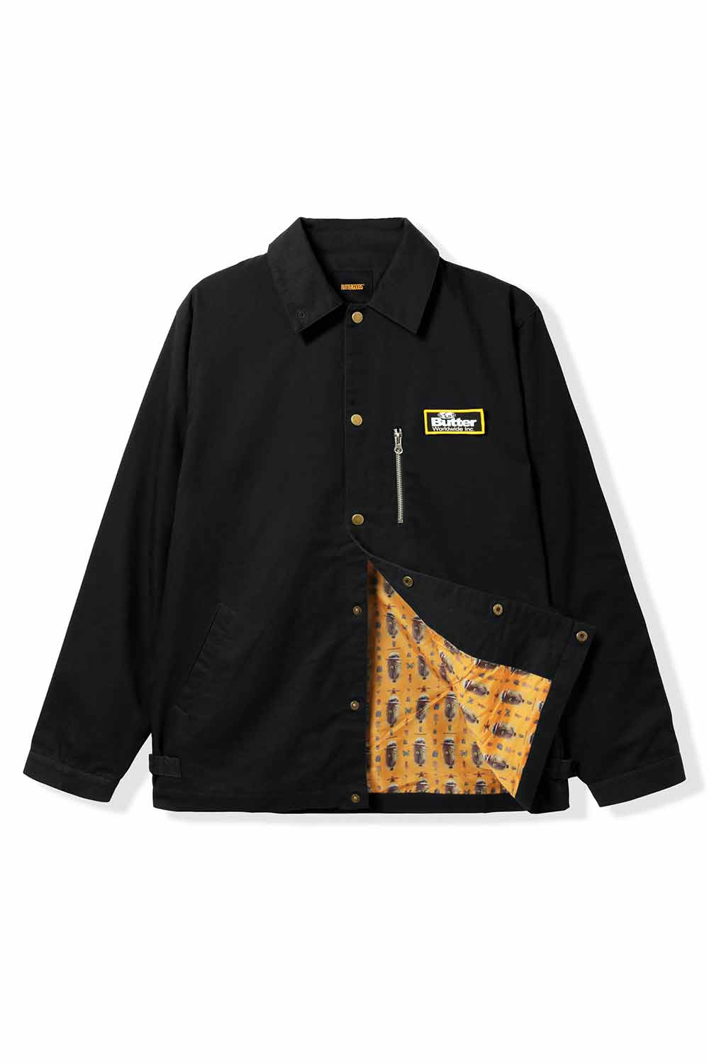 Butter Goods Campbell Jacket - Black