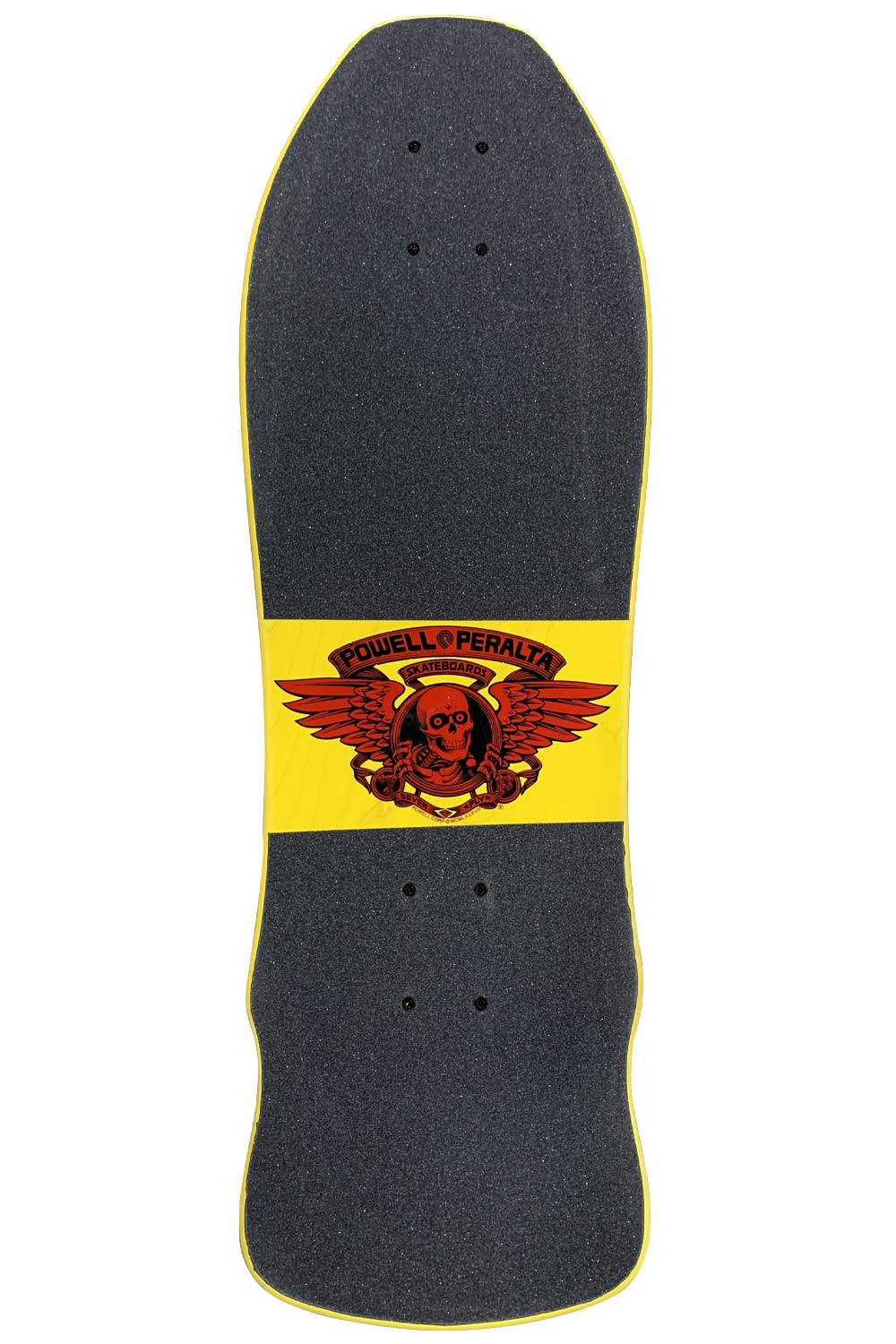 Powell Peralta Geegah Ripper Complete Cruiser (Yellow) - 9.75""