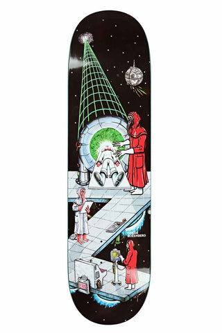 Pizza Chase Webb WW3 Deck - 8.25""