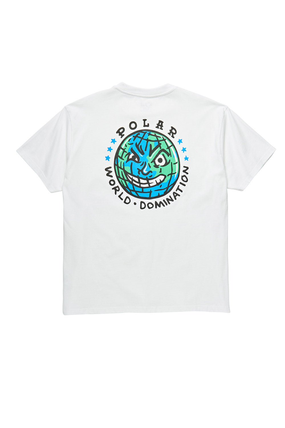 Polar Skate Co P.W.D Tee - White | Buy Polar Skate Co Online